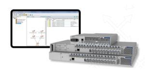 Компания ADVA представила многоуровневый коммутатор для перехода к сетям 5G